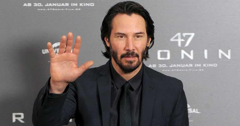 ประวัติ Keanu Reeves พระเอกชื่อดังระดับโลก