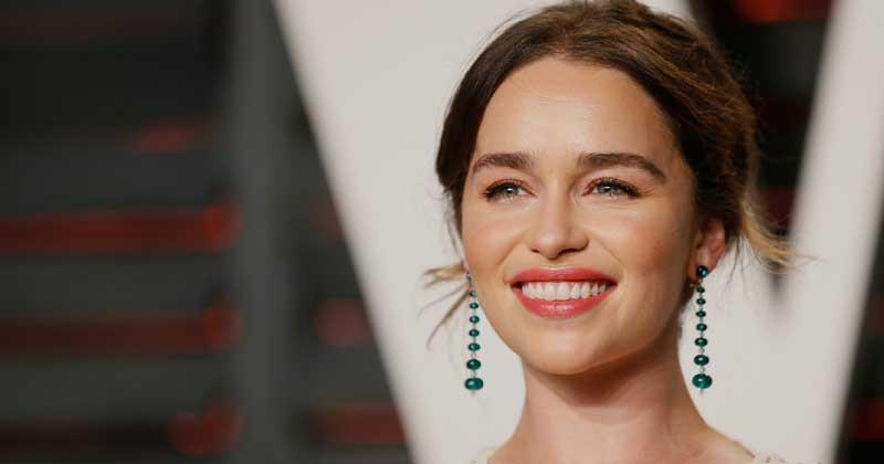 ประวัติของนักแสดง Emilia Clarke