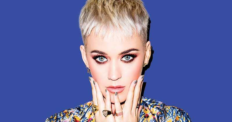 ประวัติของนักร้องสาว Katy Perry