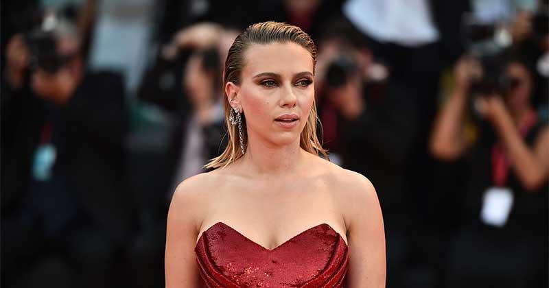 ประวัตินักแสดงหญิง Scarlett Johansson