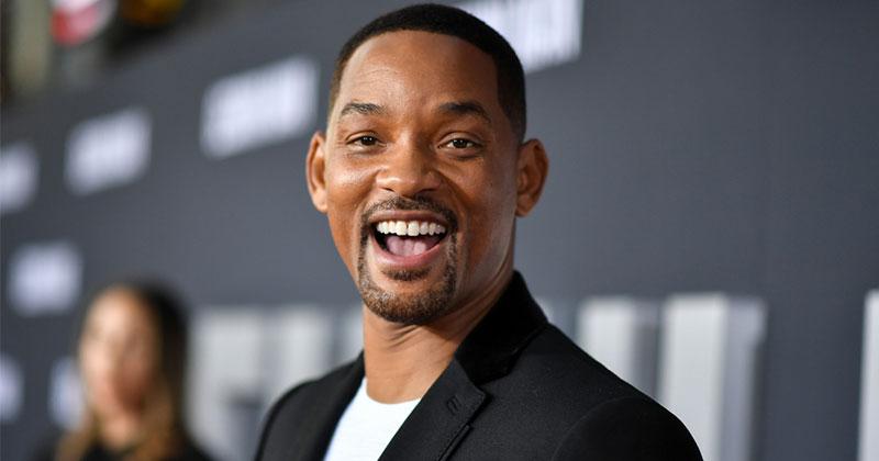 ประวัตินักแสดง Will Smith